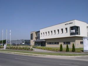 19 - Százhalombatta Ipari Park Innovációs Központ
